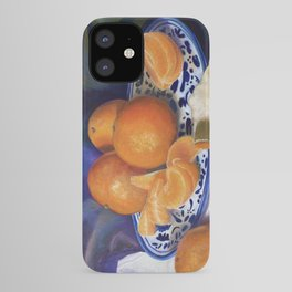 Orange Clementines Still Life iPhone Case