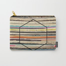 Modern Music Carry-All Pouch
