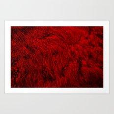 Bn-Wave 1 Art Print