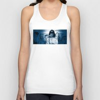 mia wallace Tank Tops featuring Pulp Fiction - Mia Wallace by Rob O'Connor
