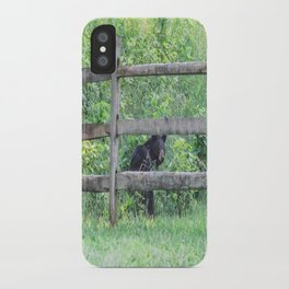 I See a Bear! iPhone Case