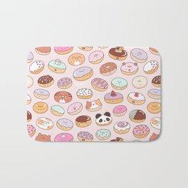 Mmm... Donuts! Bath Mat