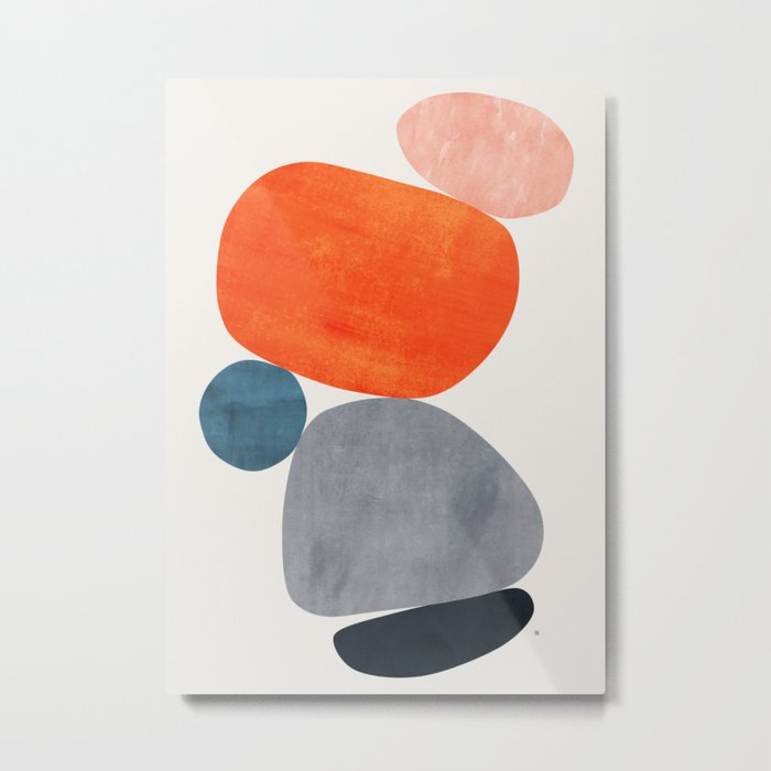 Balance III Metal Print