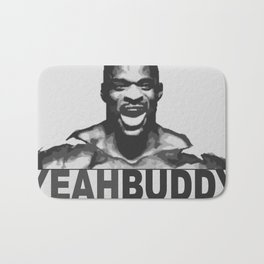 YEAH BUDDY Bath Mat
