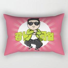 Oppa Gangnam Style Rectangular Pillow