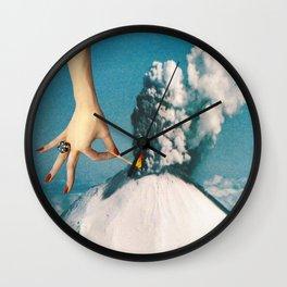 Man Made Wall Clock