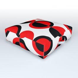 Mod Circles Outdoor Floor Cushion