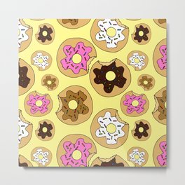 sweet creamy donts Metal Print
