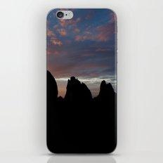 Sunrise Silhouette iPhone & iPod Skin