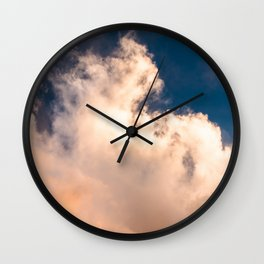 May In Colorado Wall Clock