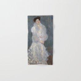 Gustav Klimt - Portrait of Hermine Gallia Hand & Bath Towel