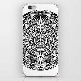 Mayan Calendar iPhone Skin