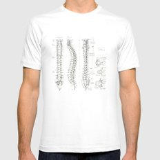 So This Is What's In There Mens Fitted Tee White MEDIUM