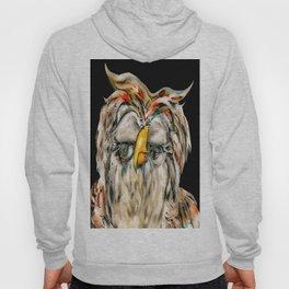 Flirtatious Owl Hoody