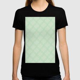 Double Helix - Light Greens #769 T-shirt