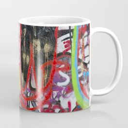 Colorful Graffiti Coffee Mug