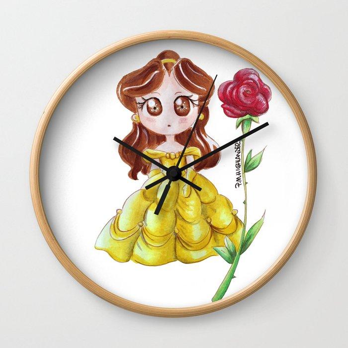 Belle Wall Clock