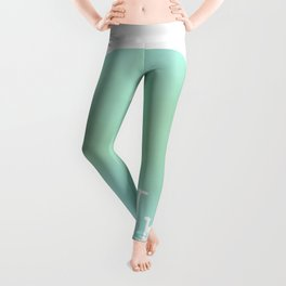 just breathe Leggings