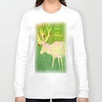 merry christmas Long Sleeve T-shirts featuring Merry Christmas by Laake-Photos