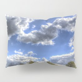 The Summer Field Pillow Sham
