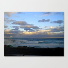 CoffsHarbour 6 Canvas Print