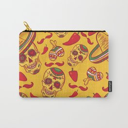 Sugar Skull Party Carry-All Pouch