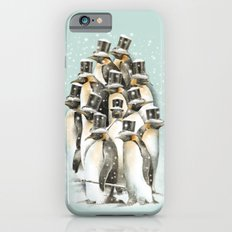 A Gathering in the Snow Slim Case iPhone 6s