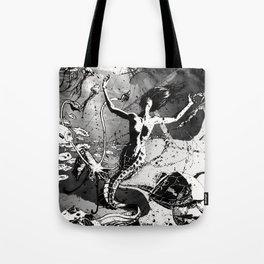 Aqueous by John Webb Tote Bag
