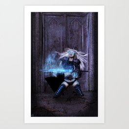 Your Time Will Come Again Art Print