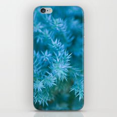 ENCHANTED GREEN #1 #art #society6 iPhone & iPod Skin
