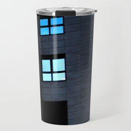 crepuscular architecture Travel Mug