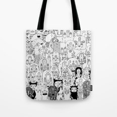 School daze Tote Bag