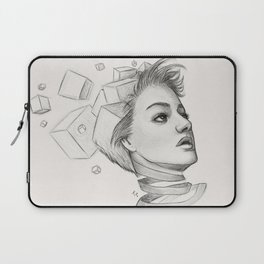 Thougths Laptop Sleeve