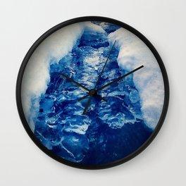The Ice Bridge Wall Clock