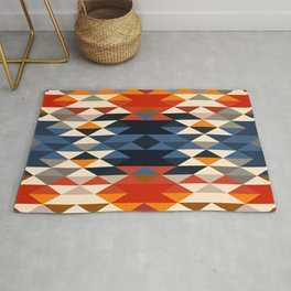 Southwestern Diamonds Rug