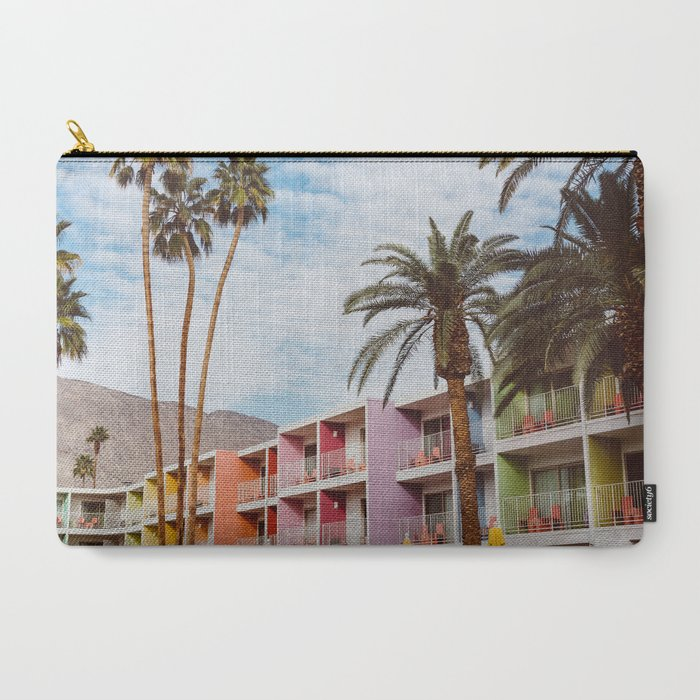 Palm_Springs_Pool_Day_VII_CarryAll_Pouch_by_Bethany_Young_Photography__Large_125_x_85
