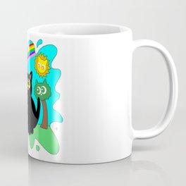 Kitty world! Coffee Mug