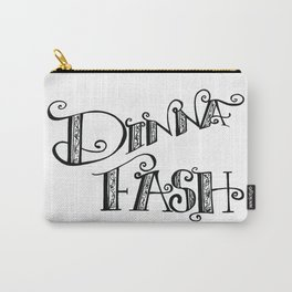 DINNA FASH Carry-All Pouch