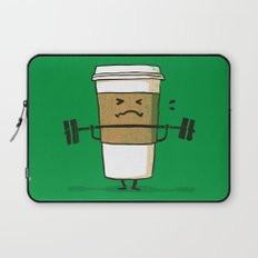 Strong Coffee Laptop Sleeve