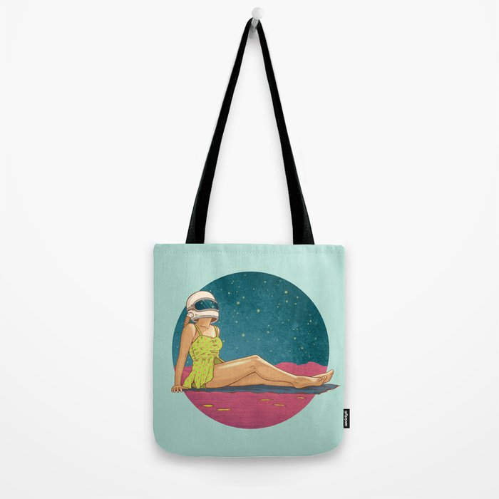 Catching Rays Tote Bag