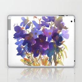 Petite Violets Laptop & iPad Skin