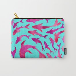 Moving in Unison Carry-All Pouch