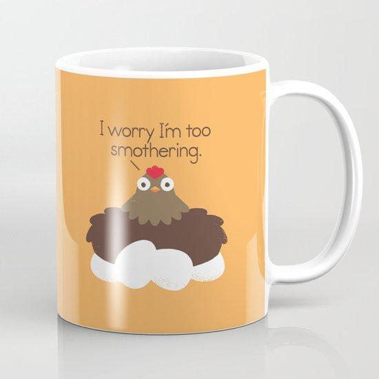 Apprehensive Mug