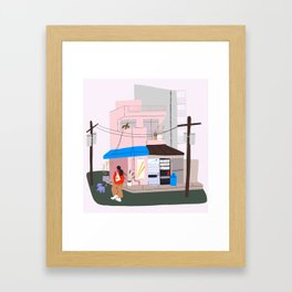 japan pt. 2 Framed Art Print