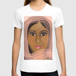 Mysterious Girl T-shirt