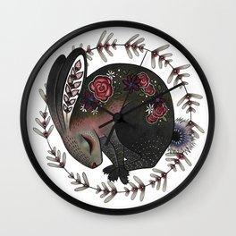 Angora Wall Clock
