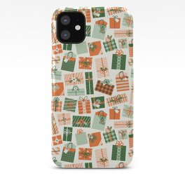 Christmas Presents iPhone Case
