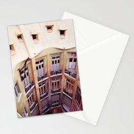 La Pedrera - Barcelona Stationery Cards