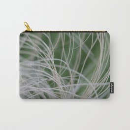 Abstract Image of Tropical Green Palm Leaves  Carry-All Pouch