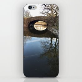 Fens Reflection iPhone Skin
